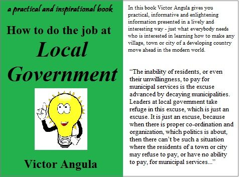 How to do the job at local government(3)