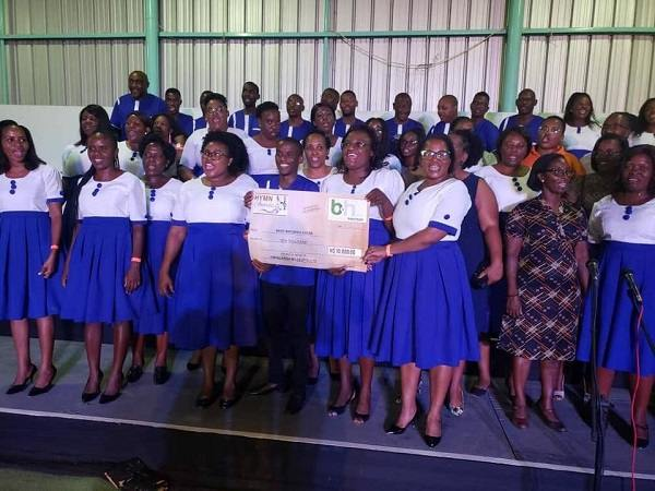 Hymn Awards and Choir Competition billed for 25/26 April