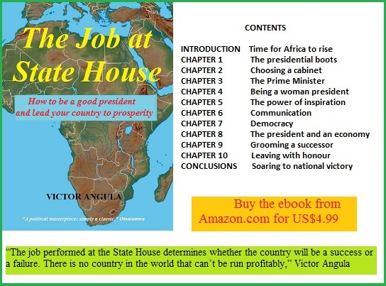 Job at State House ebook