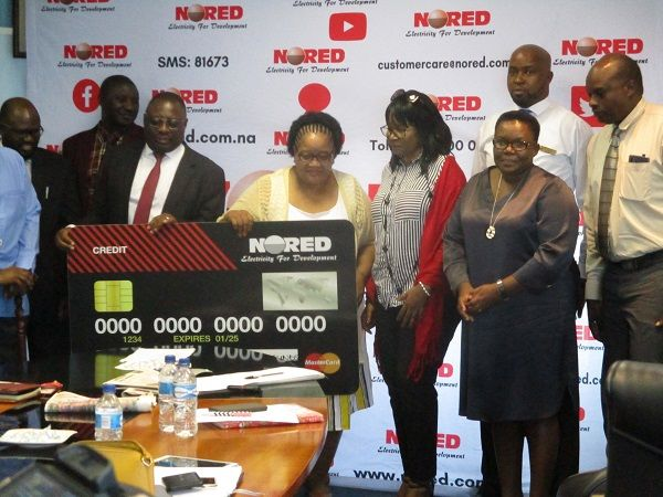 NORED spends N$800,000 on 'friends of education' initiative