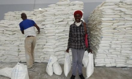 Ohangwena Governor unaware of donated U.S. food