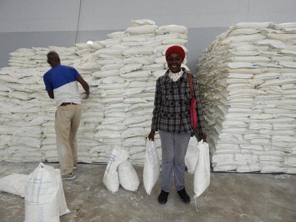 Ohangwena Governor unaware of donated U.S. food