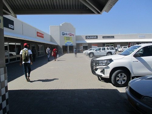 """Oshana official blames locals for nothing """"made in Oshakati"""""""