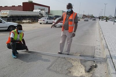 Roads Authority clarifies Oshakati road rehab