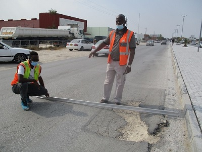 Roads Authority clarifies Oshakati road rehab
