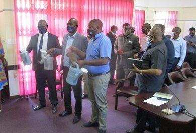 WAP Pharmacy donates seeds to Oshana constituencies