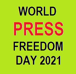 World Press Freedom Day is coming home
