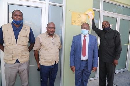 Agribank inaugurates new regional office in Katima Mulilo