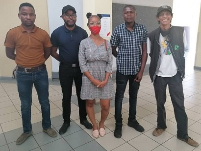 Namibian Journalists establish union