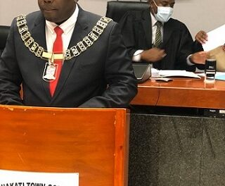 New Oshakati mayor guns for inclusive development