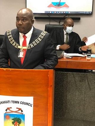 New Oshakati mayor guns for inclusive development