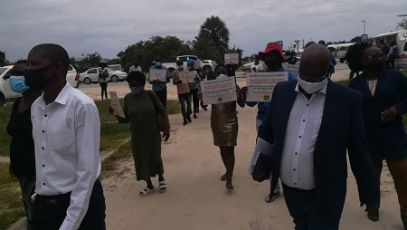Ohangwena's workers express shock over Air Namibia's liquidation
