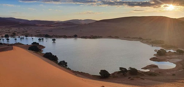 Magnificently wonderful Namibia