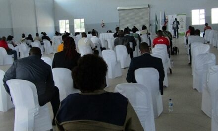 """Ondangwa leadership engages in """"boring"""" meeting with business community"""