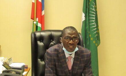 Omusati Governor explains the problems eating Etunda