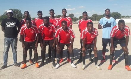 Golden Bigs win the Cassinga Tournament Bonanza