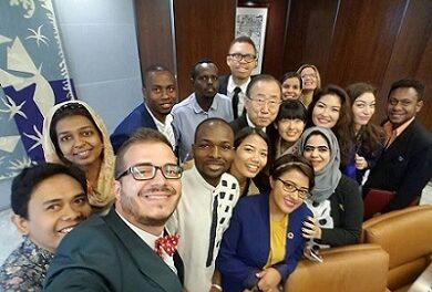 UN invites young journalists for the 2021 Virtual Reham al-Farra Memorial Journalism Fellowship