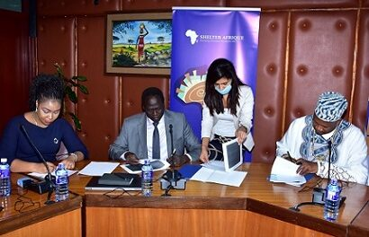 Shelter Afrique partners South Sudan's Triangle Real Estate to build houses for soldiers