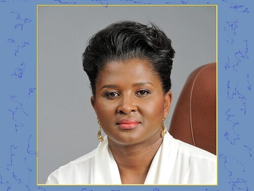 Dear First Lady of the Republic of Namibia