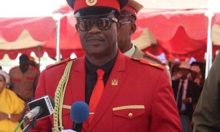 Omukwaniilwa Otjitambi gwAaherero a hulitha