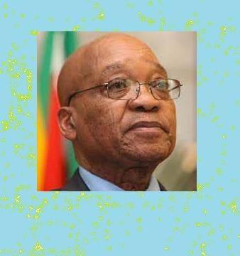 Omaso moSouth Afrika taga londo medhina lyaZuma