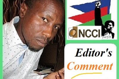 The Swapo-NCCI marriage is killing us
