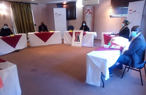 Pitching For Resilience tayi ende moZambezi