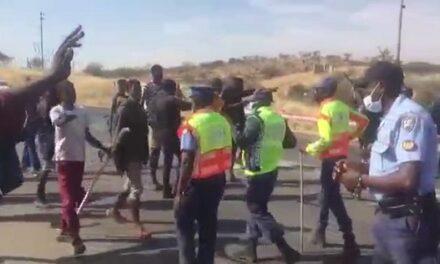 Land hunger stokes anger in Windhoek