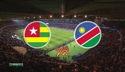 Namibia a dhenge Togo 1-0